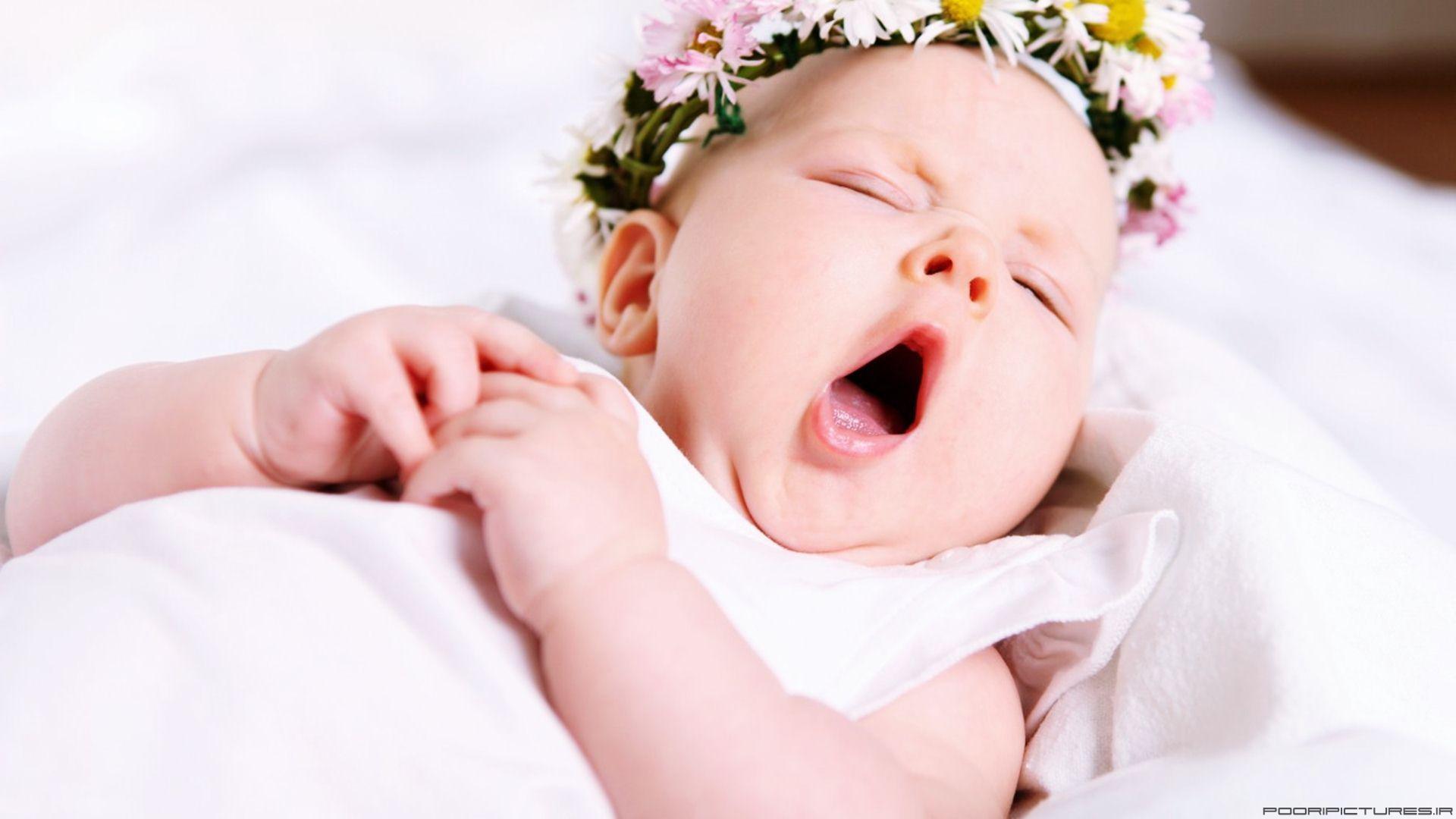 حقایق جالب درباره آه کشیدن نوزاد در خواب