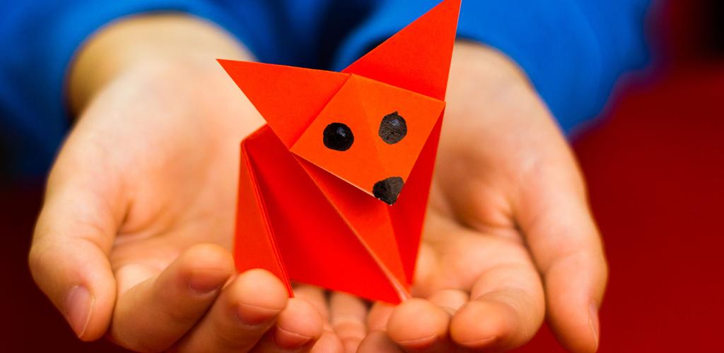 اوریگامی بازی کنید