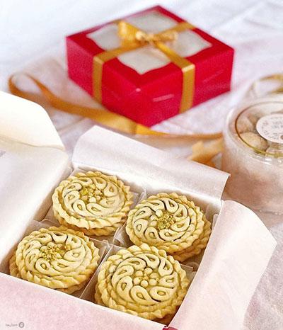 شیرینی کلمپه، شیرینی سنتی کرمانیها