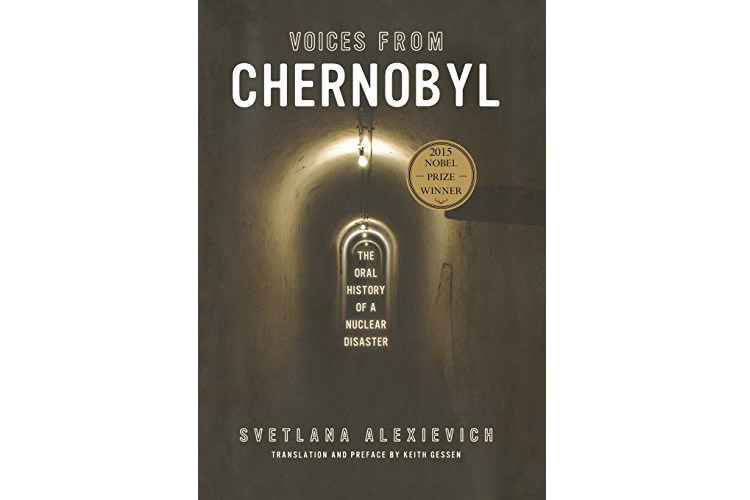 voices from chernobyl book/صداهایی از چرنوبیل کتاب